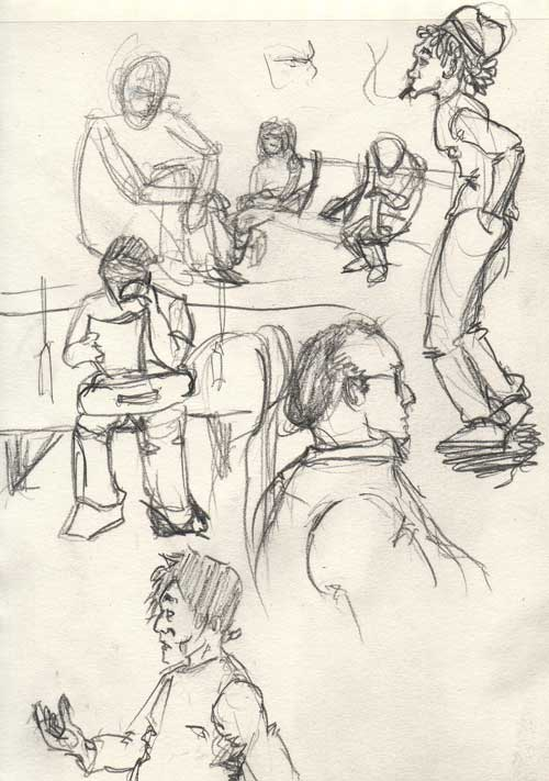 Tef's Sketchbook