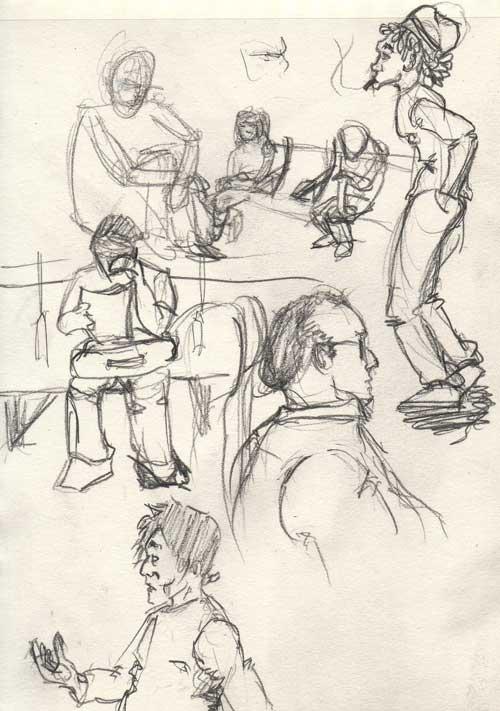 Tef's Sketchbook